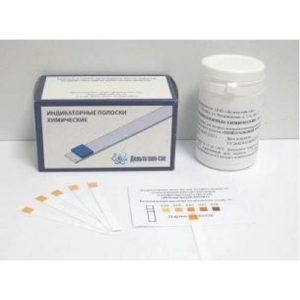 Индикаторные тест-полоски для определения нейтрализующих веществ   узнать стоимость