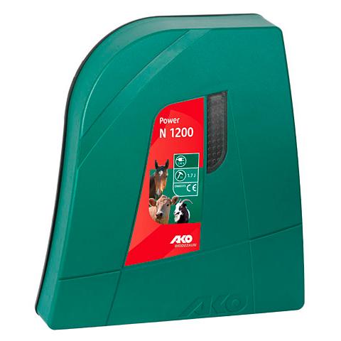 Генератор для электроизгороди Power N 1200 (230В)   узнать стоимость