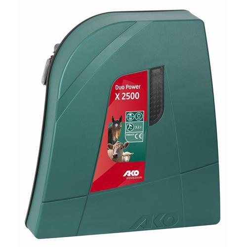 Генератор для электроизгороди Duo Power Х 2500 (12/230В)   узнать стоимость