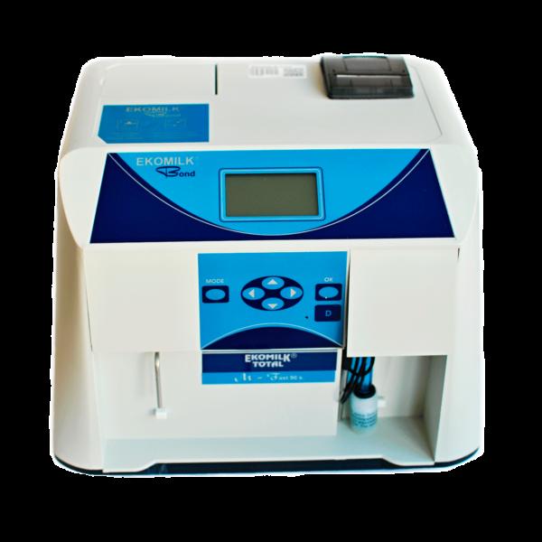 Анализатор молока Ecomilk Total 90 с   узнать стоимость
