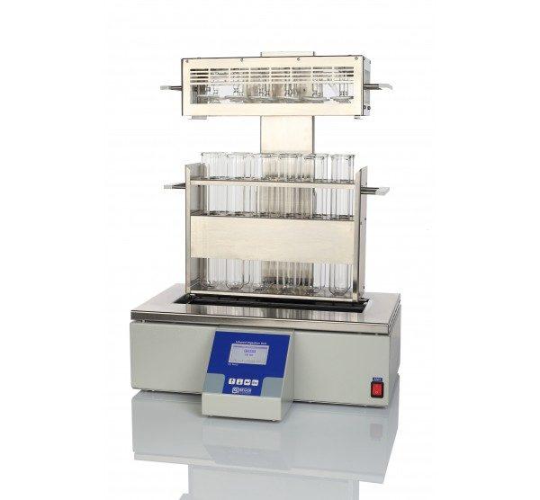 Автоматический инфракрасный дигестор IDU 12   узнать стоимость