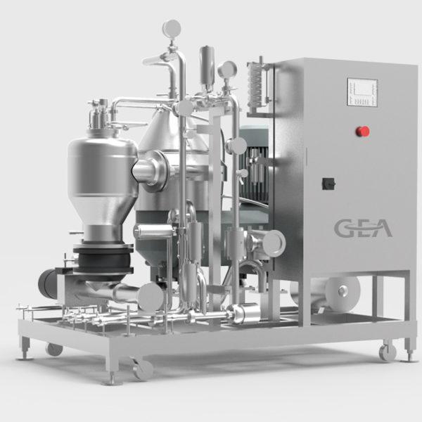 Центробежный сепаратор GEA   узнать стоимость