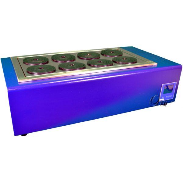 UT-4308 Баня водяная лабораторная восьмиместная, ULAB   узнать стоимость
