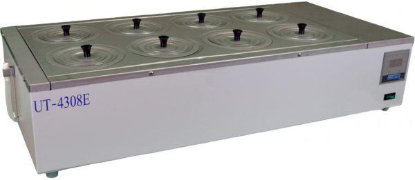 UT-4308Е Баня водяная лабораторная восьмиместная, ULAB   узнать стоимость