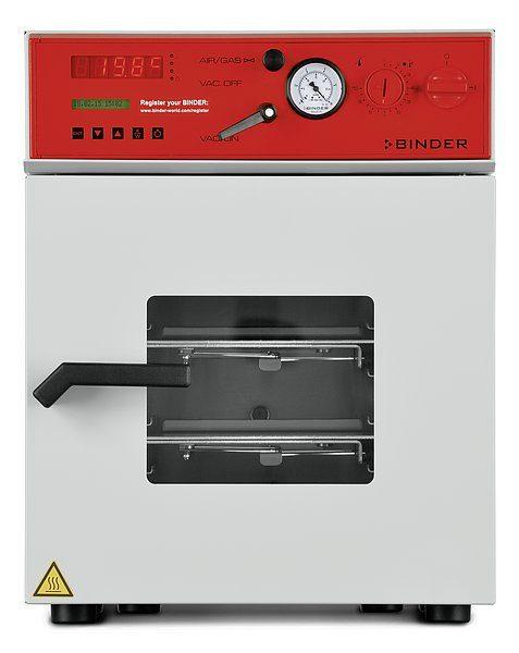 Вакуумный сушильный шкаф для негорючих растворителей VD 23, Binder   узнать стоимость
