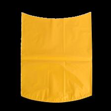 Термоусадочный пакет маленький желто-оранжевый 1 шт   узнать стоимость
