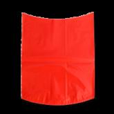 Термоусадочный пакет маленький красный 1 шт   узнать стоимость
