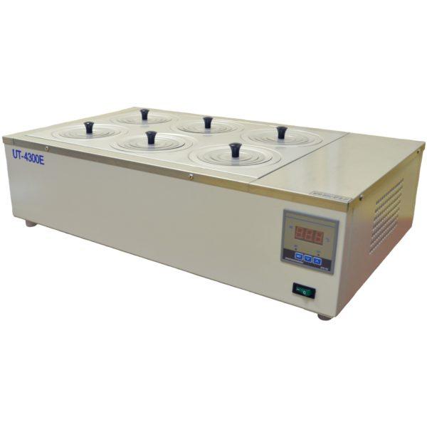 UT-4300Е Баня водяная лабораторная шестиместная, ULAB   узнать стоимость