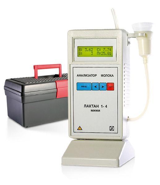 Анализатор молока Лактан 1-4M исп. Мини   узнать стоимость