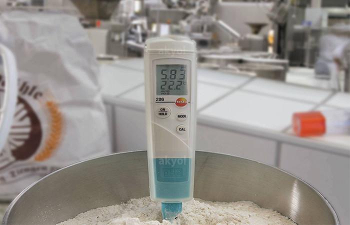 Карманный pH-метр testo 206-pH2   узнать стоимость